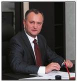 И.Додон о федерализации Молдовы