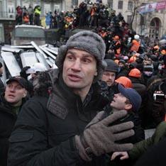 Новый анекдот: Кличко объявили президентом