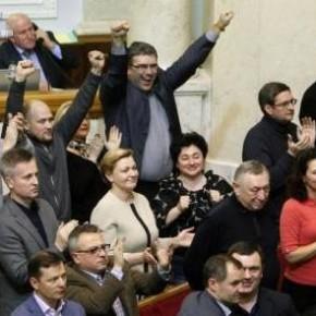 Почти по Марксу. Экономическое содержание украинского путча.
