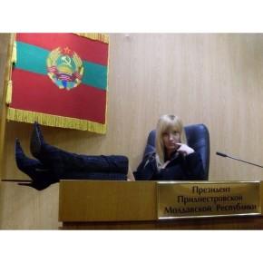 Н.Тимофти изнывает от безделья. И просит прав Е. Шевчука для развала Молдовы.
