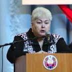 Выступление Галины Андреевой в Парканах 28 января 2016 г. (видео)