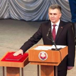 Первые шаги президента ПМР В. Красносельского