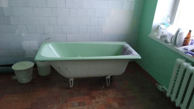 ванна без подключения
