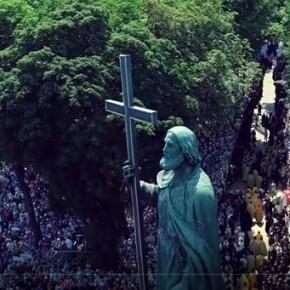 Крестный ход Украинской православной церкви 27 июля 2021 г. Киев.